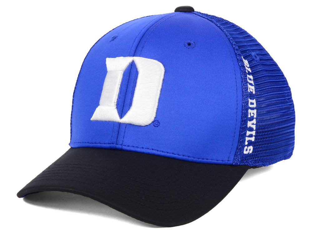new concept d1624 ff3e6 ... one fit cap 527db f9baf  coupon code for duke blue devils top of the  world ncaa chatter flex cap e7fae 17fbc