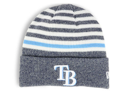 Tampa Bay Rays New Era MLB Striped Cuff Knit