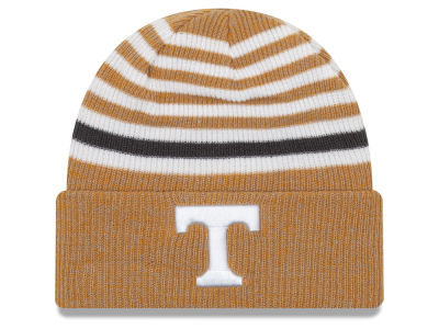 Tennessee Volunteers New Era NCAA Striped Chill Knit