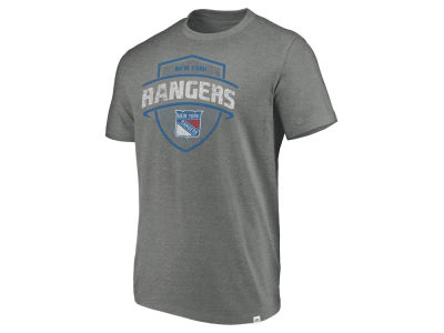 New York Rangers NHL Men's Flex Classic Tri-blend T-shirt