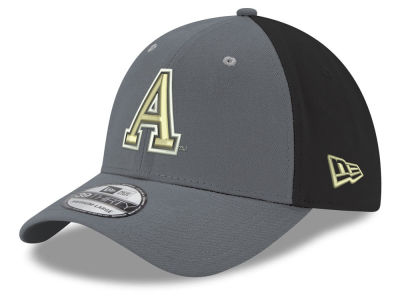 Army Black Knights New Era NCAA Heather Black Neo 39THIRTY Cap