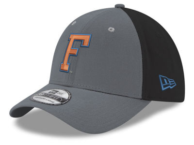 Florida Gators New Era NCAA Heather Black Neo 39THIRTY Cap