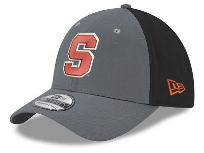 newest c1a70 e2595 ... white new era snapback hat low profile new era baf5b 31f9d  norway syracuse  orange new era ncaa heather black neo 39thirty cap a3826 5f4fd