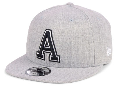 Army Black Knights New Era NCAA Heather Gray 9FIFTY Snapback Cap