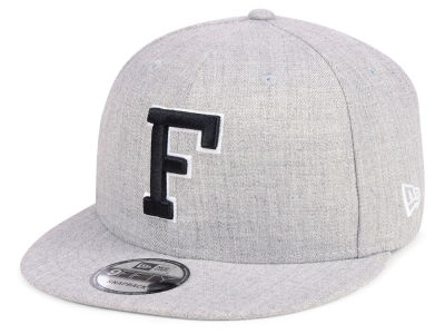 Florida Gators New Era NCAA Heather Gray 9FIFTY Snapback Cap