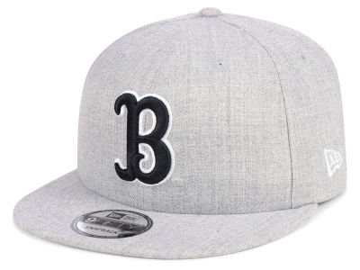 UCLA Bruins New Era NCAA Heather Gray 9FIFTY Snapback Cap