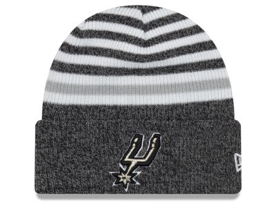 San Antonio Spurs New Era NBA Striped Cuff Knit