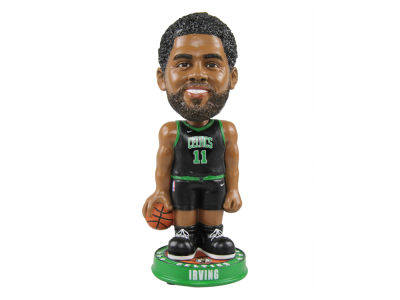 Boston Celtics Kyrie Irving Forever Collectibles Knucklehead Bobblehead