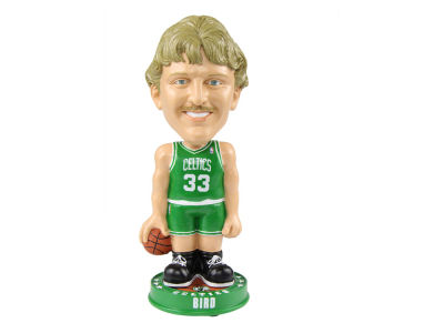 Boston Celtics Larry Bird Forever Collectibles Knucklehead Bobblehead