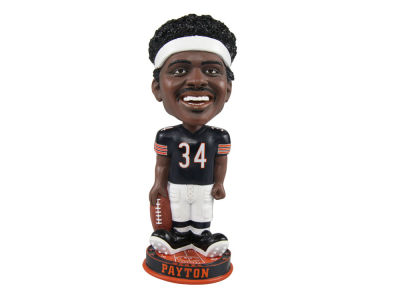 Chicago Bears Walter Payton Forever Collectibles Knucklehead Bobblehead
