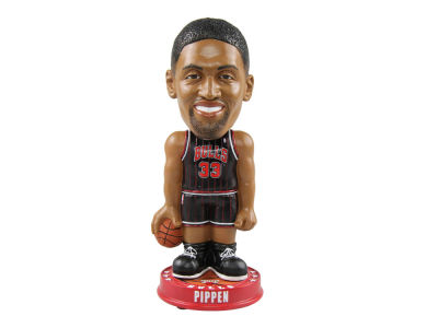 Chicago Bulls Scottie Pippen Forever Collectibles Knucklehead Bobblehead