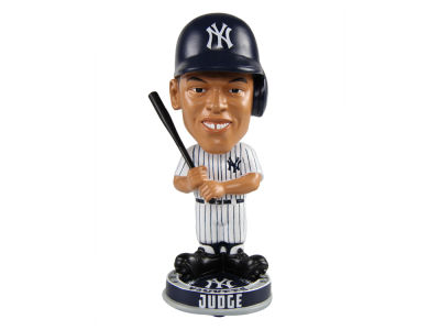 New York Yankees Aaron Judge Forever Collectibles Knucklehead Bobblehead