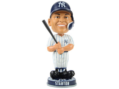 New York Yankees Giancarlo Stanton Forever Collectibles Knucklehead Bobblehead
