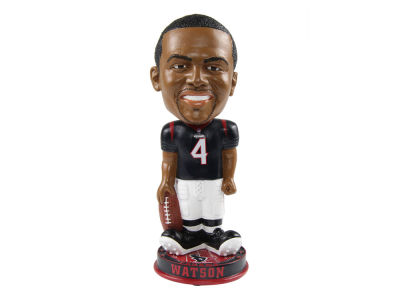 Houston Texans Deshaun Watson Forever Collectibles Knucklehead Bobblehead