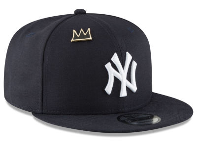 New York Yankees New Era MLB Jean-Michel Basquiat Collection 9FIFTY Snapback Cap