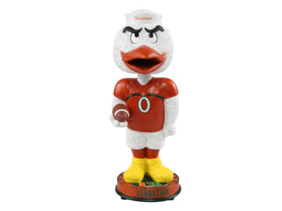 Miami Hurricanes Forever Collectibles Knucklehead Bobblehead
