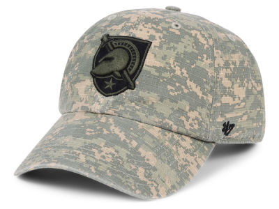 b7442592d619aa Army Black Knights '47 NCAA Operation Hat Trick Camo Nilan '47 CLEAN UP Cap