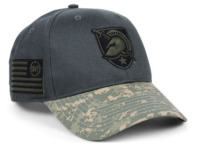 Army Black Knights '47 NCAA Pierce Adjustable Cap