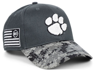 Clemson Tigers '47 NCAA Pierce Adjustable Cap