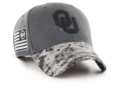 Oklahoma Sooners '47 NCAA Pierce Adjustable Cap
