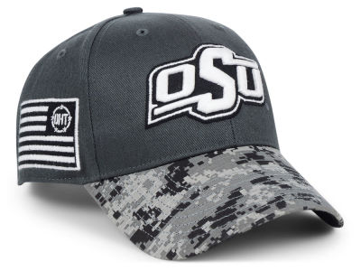 Oklahoma State Cowboys '47 NCAA Pierce Adjustable Cap