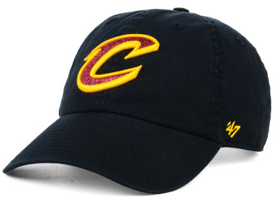 Cleveland Cavaliers '47 NBA Women's Glitta '47 CLEAN UP Cap