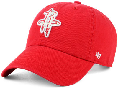 Houston Rockets '47 NBA Women's Glitta '47 CLEAN UP Cap