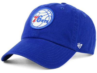Philadelphia 76ers '47 NBA Women's Glitta '47 CLEAN UP Cap