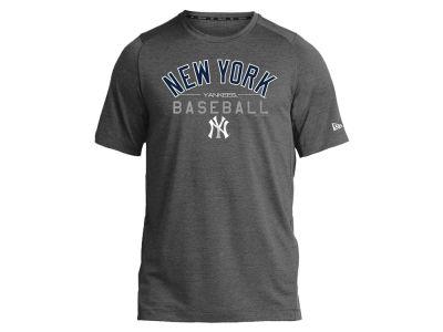 New York Yankees New Era MLB Youth Poly Performance T-Shirt ad6ce42d56e