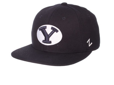 Brigham Young Cougars Zephyr NCAA Fitted Cap