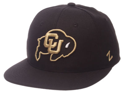 Colorado Buffaloes Zephyr NCAA Fitted Cap