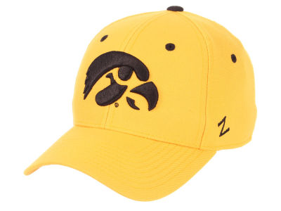 Iowa Hawkeyes Zephyr NCAA DH Fitted Cap