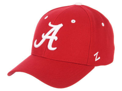 Alabama Crimson Tide Zephyr NCAA DH Fitted Cap