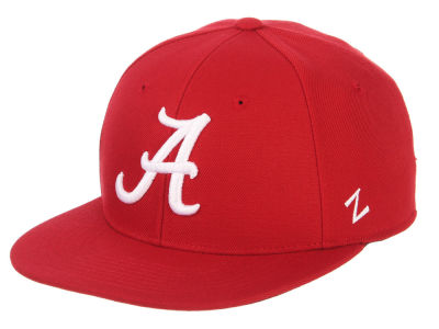 Alabama Crimson Tide Zephyr NCAA Fitted Cap