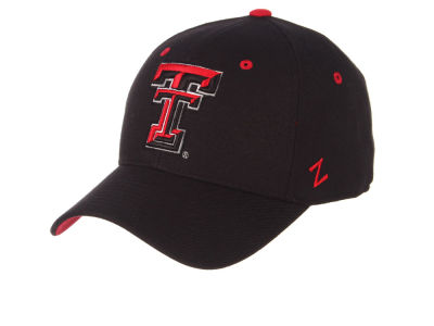 Texas Tech Red Raiders Zephyr NCAA DH Fitted Cap