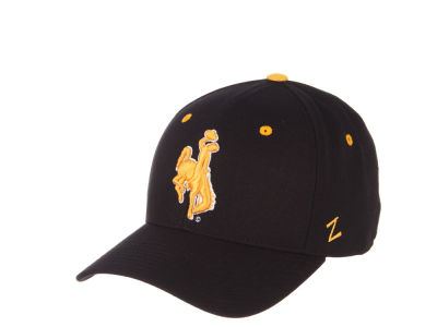 Wyoming Cowboys Zephyr NCAA DH Fitted Cap