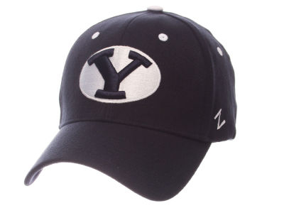 Brigham Young Cougars Zephyr NCAA Stretch Cap