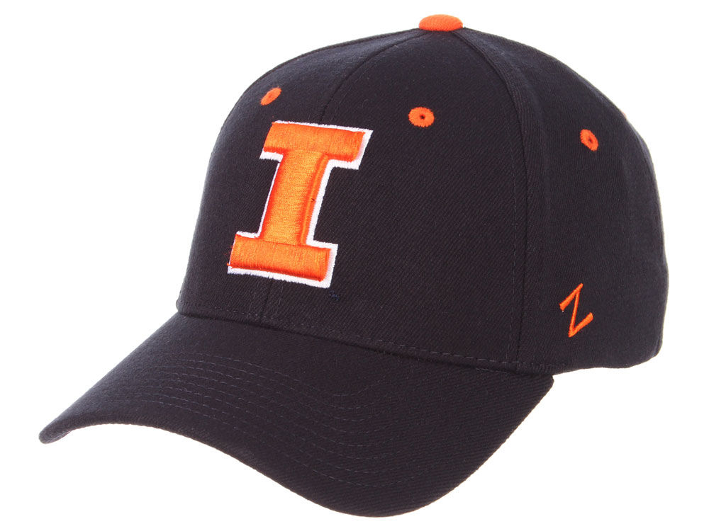 newest 99da7 ee940 ... new zealand illinois fighting illini zephyr ncaa stretch cap 57f23  757b7 ...