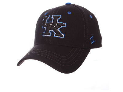 Kentucky Wildcats Zephyr NCAA Black Element Stretch Cap f48f1259f5e7