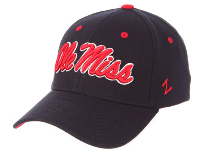 Ole Miss Rebels Zephyr NCAA Stretch Cap