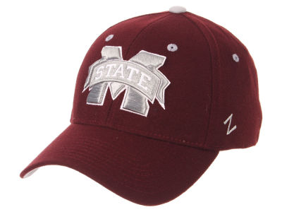 Mississippi State Bulldogs Zephyr NCAA Stretch Cap