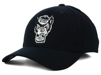 North Carolina State Wolfpack Zephyr NCAA Stretch Cap