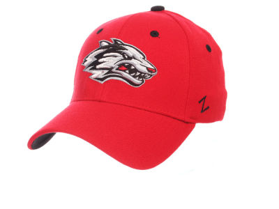 New Mexico Lobos Zephyr NCAA Stretch Cap