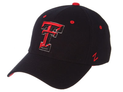 buy online 7e9c1 191f5 Texas Tech Red Raiders Zephyr NCAA Stretch Cap