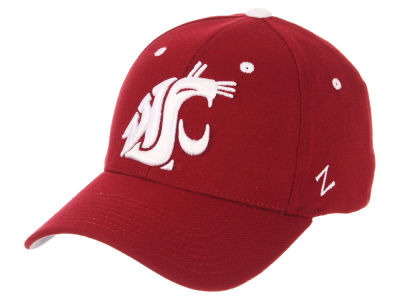 Washington State Cougars Zephyr NCAA Stretch Cap