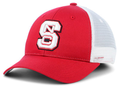 North Carolina State Wolfpack Zephyr NCAA Big Rig Mesh Cap