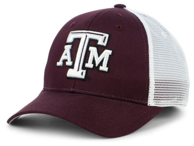 Texas A&M Aggies Zephyr NCAA Big Rig Mesh Cap