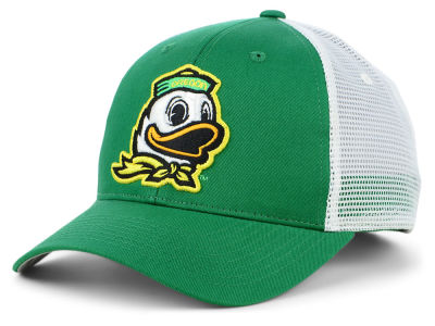 Oregon Ducks Zephyr NCAA Big Rig Mesh Cap