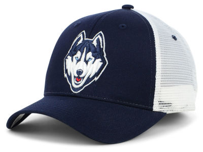 Connecticut Huskies Zephyr NCAA Big Rig Mesh Cap