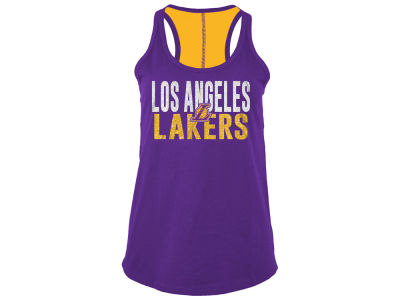 Los Angeles Lakers 5th & Ocean NBA Women's Team Tank